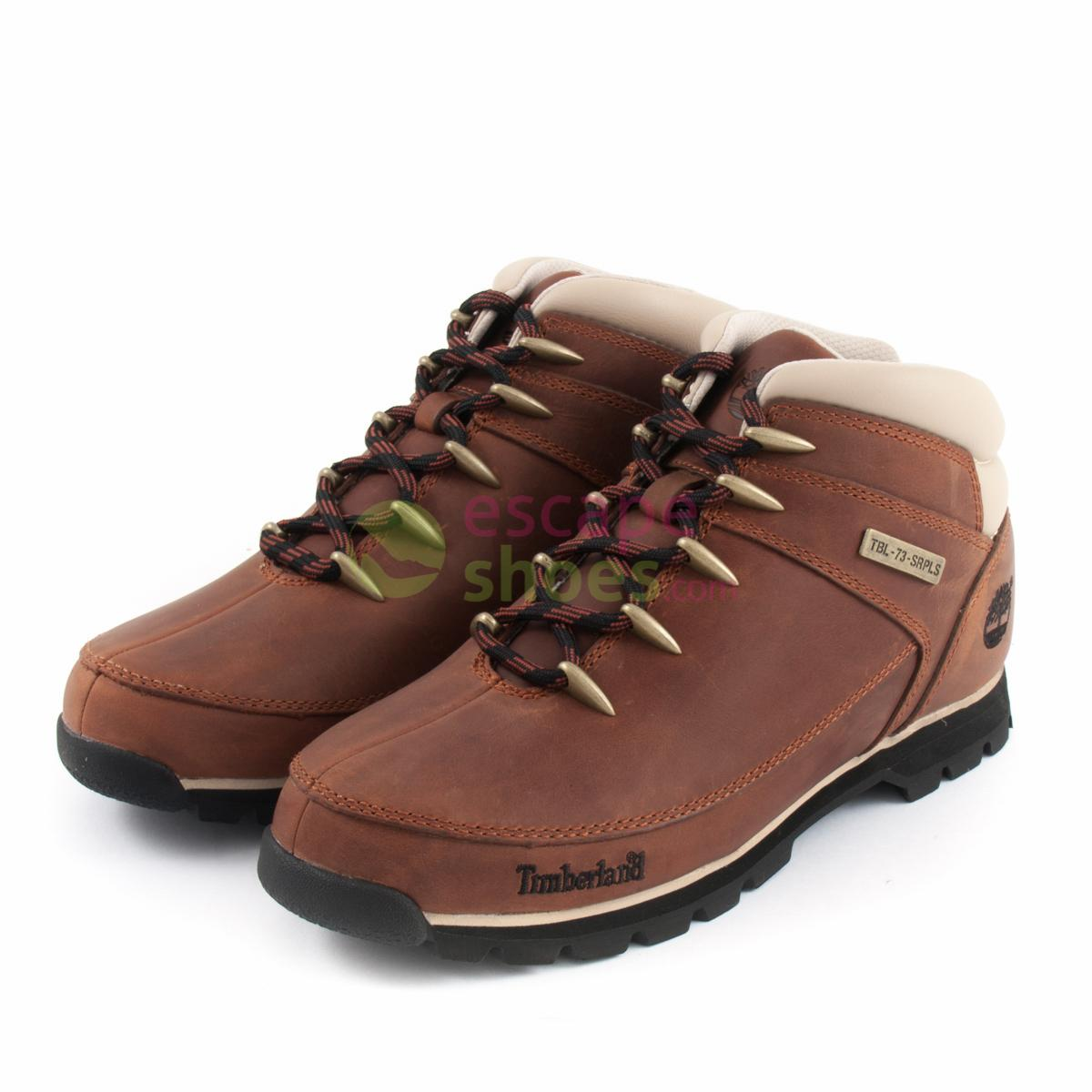 Buy your Boots TIMBERLAND Euro Sprint Hiker Red Brown A121K here ... e82dd543f
