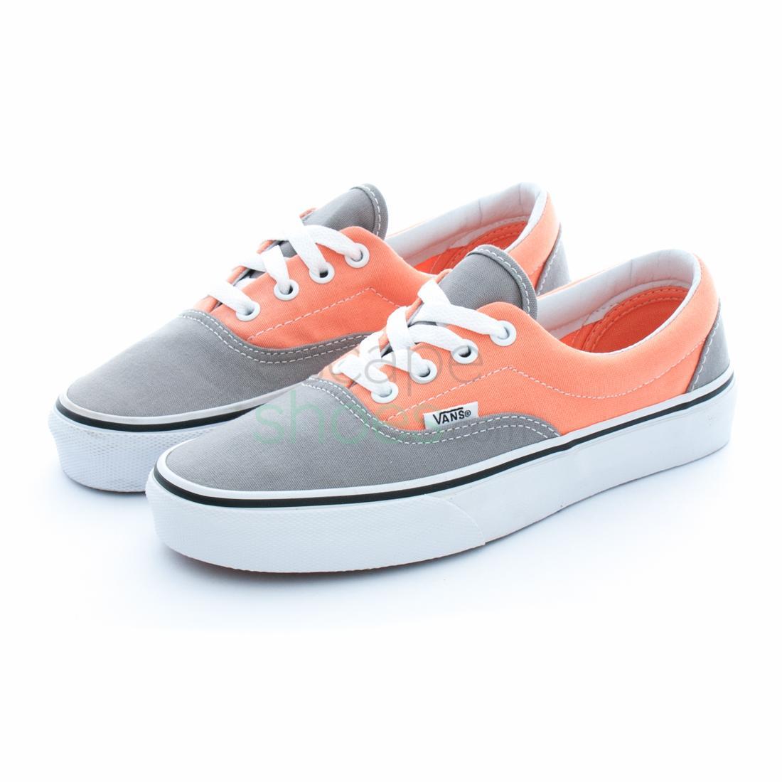 zapatillas vans grises