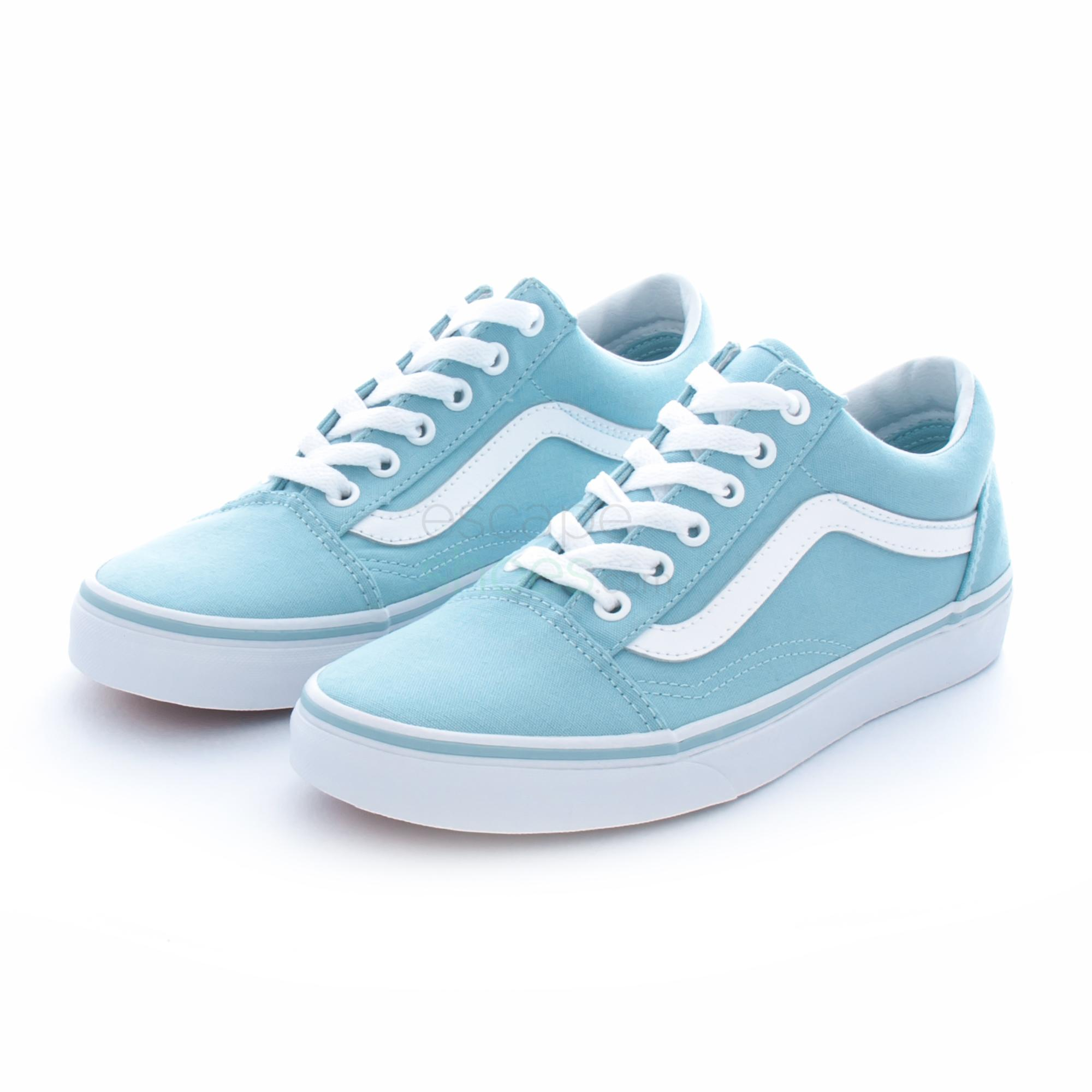 Buy your Sneakers VANS Old Skool Crystal Blue True White VA38G1MQW ... 5c217e39316