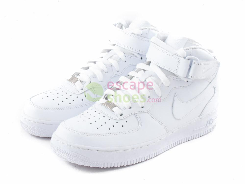 NIKE Air Force 1 Mid 07 White 315123 111