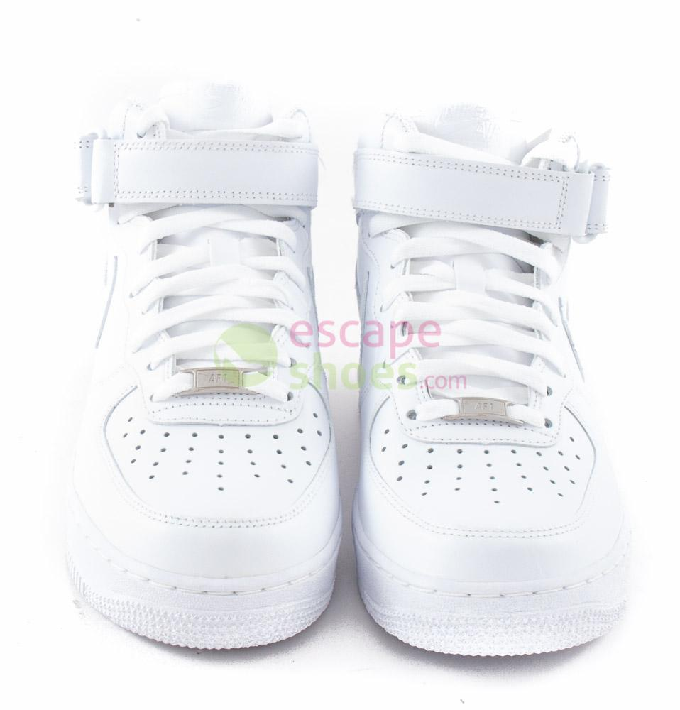 NIKE Air Force 1 Mid 07 White 315123 111