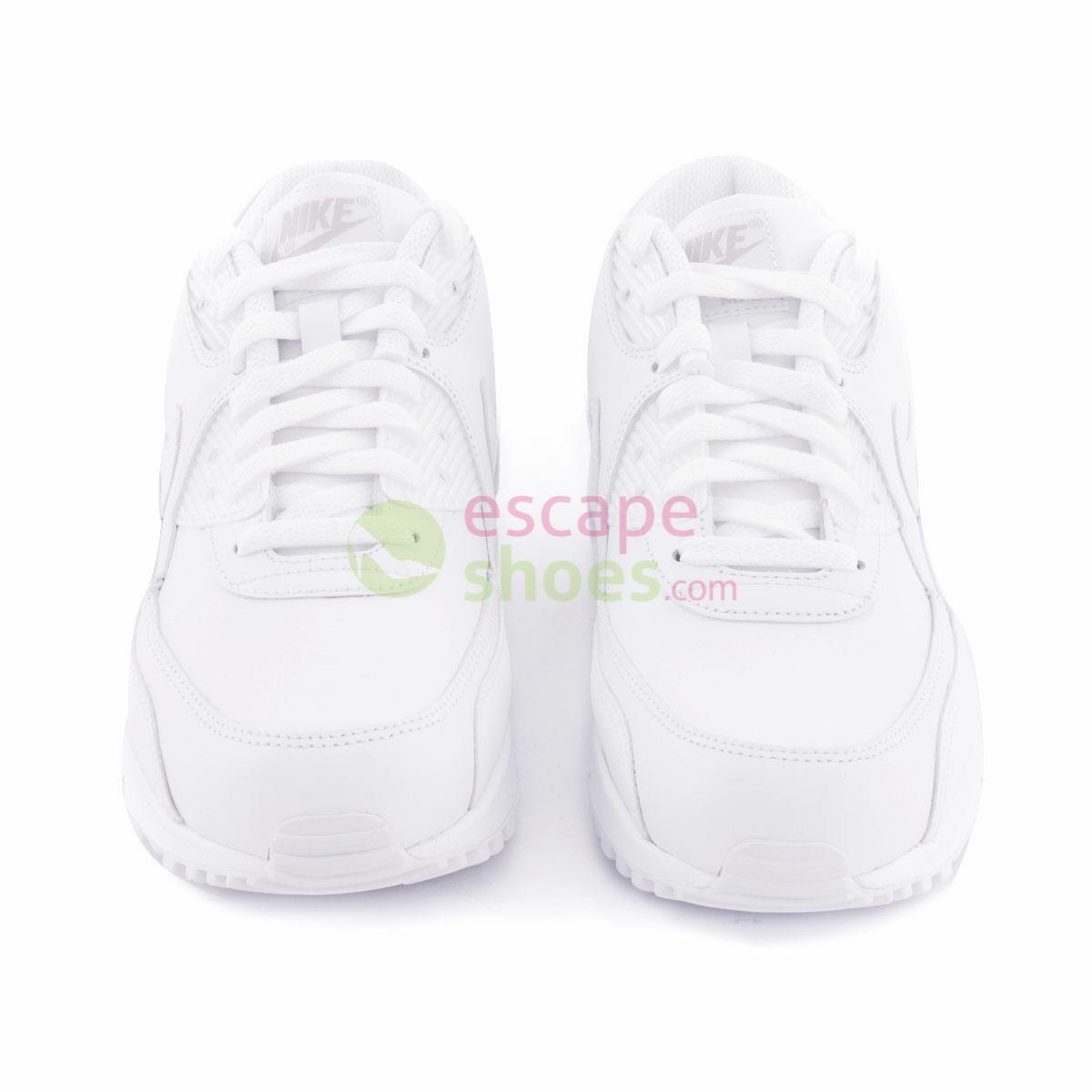 Zapatillas NIKE Air Max 90 Leather Blanco 302519 113