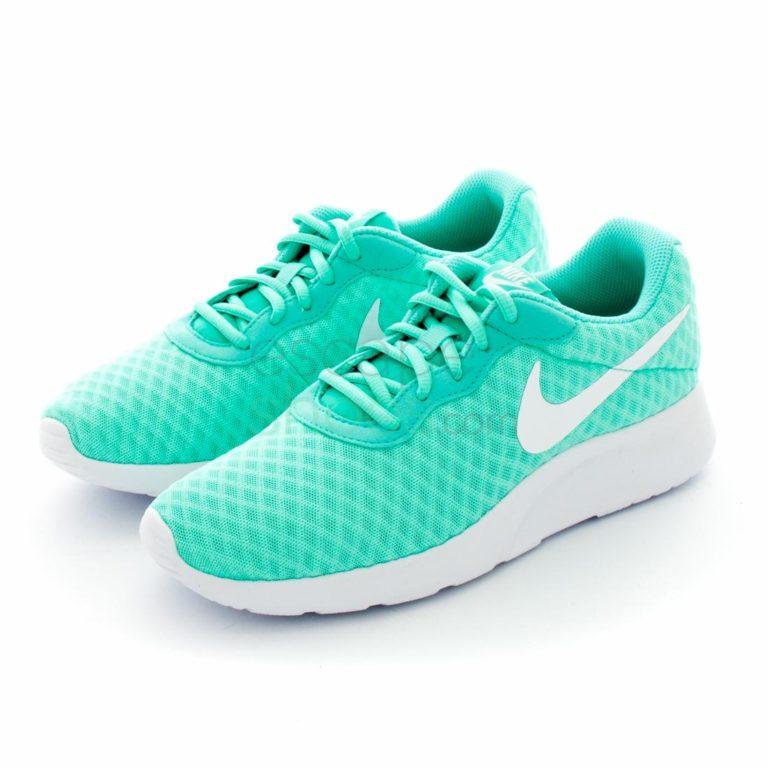 Tenis NIKE Tanjun SE Hyper Turquoise White 844908 310