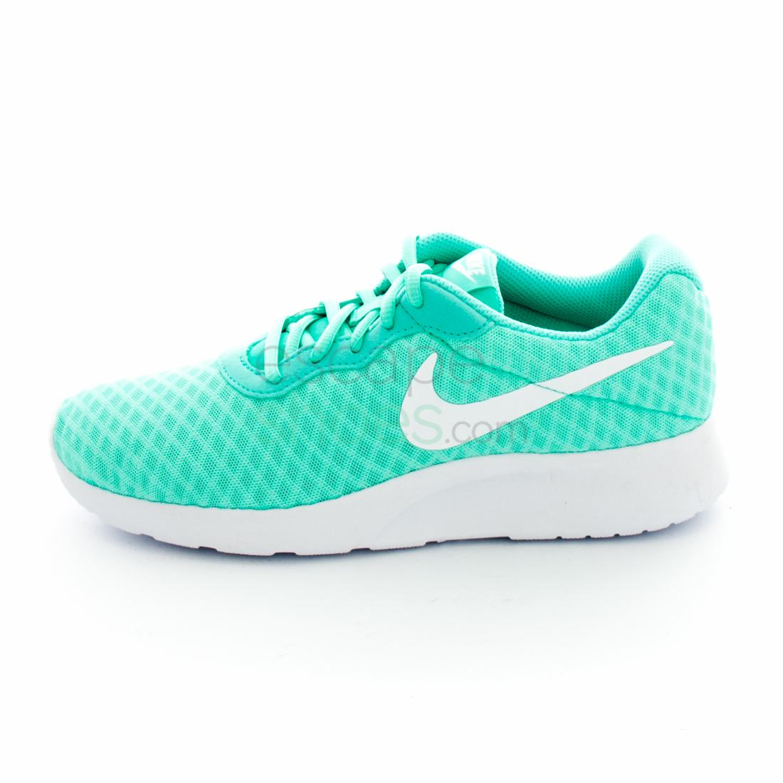 menta Becks Dando  Sneakers NIKE Tanjun SE Hyper Turquoise White 844908 310