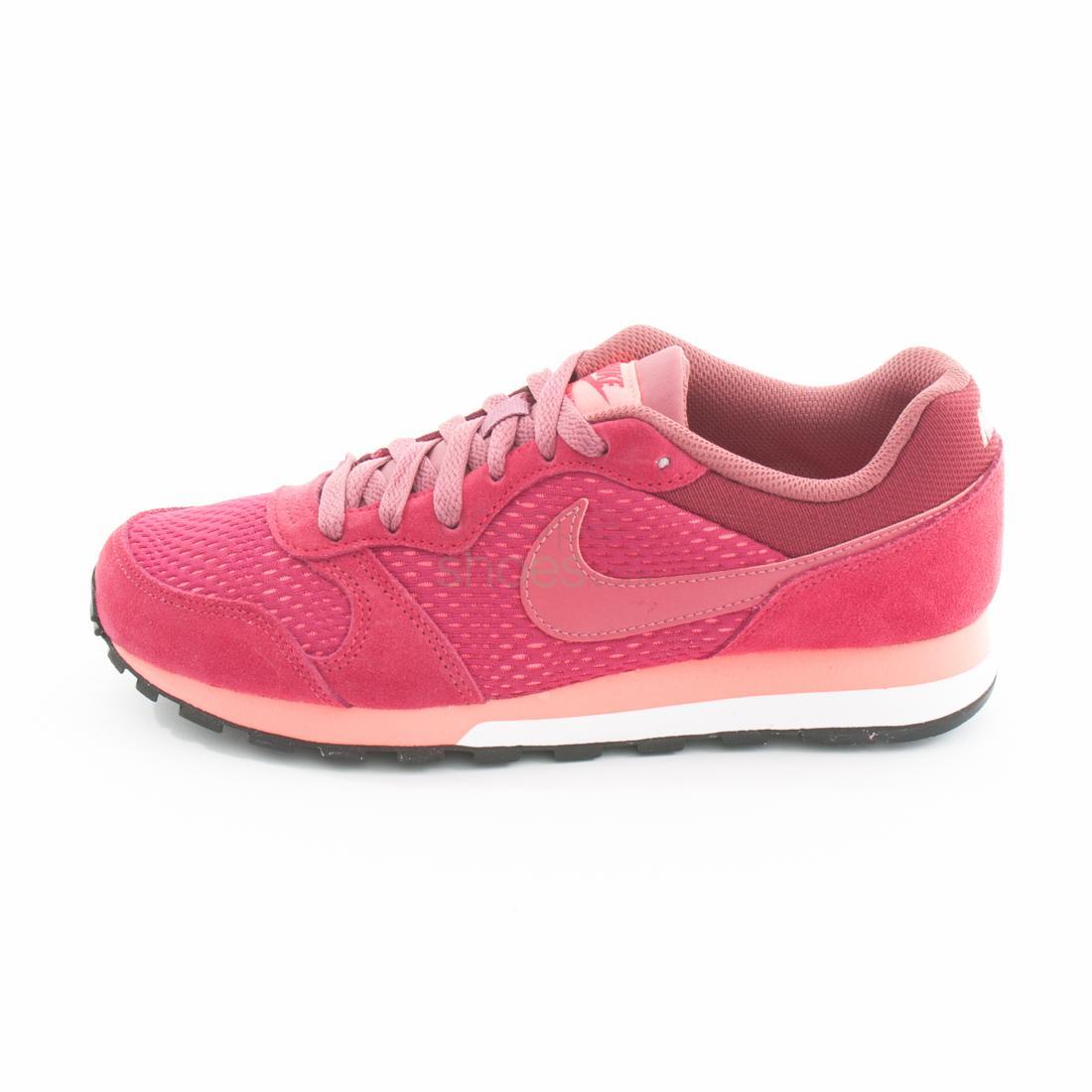 obispo Independiente Enfriarse  Sneakers NIKE MD Runner 2 Noble Red Port 749869 601