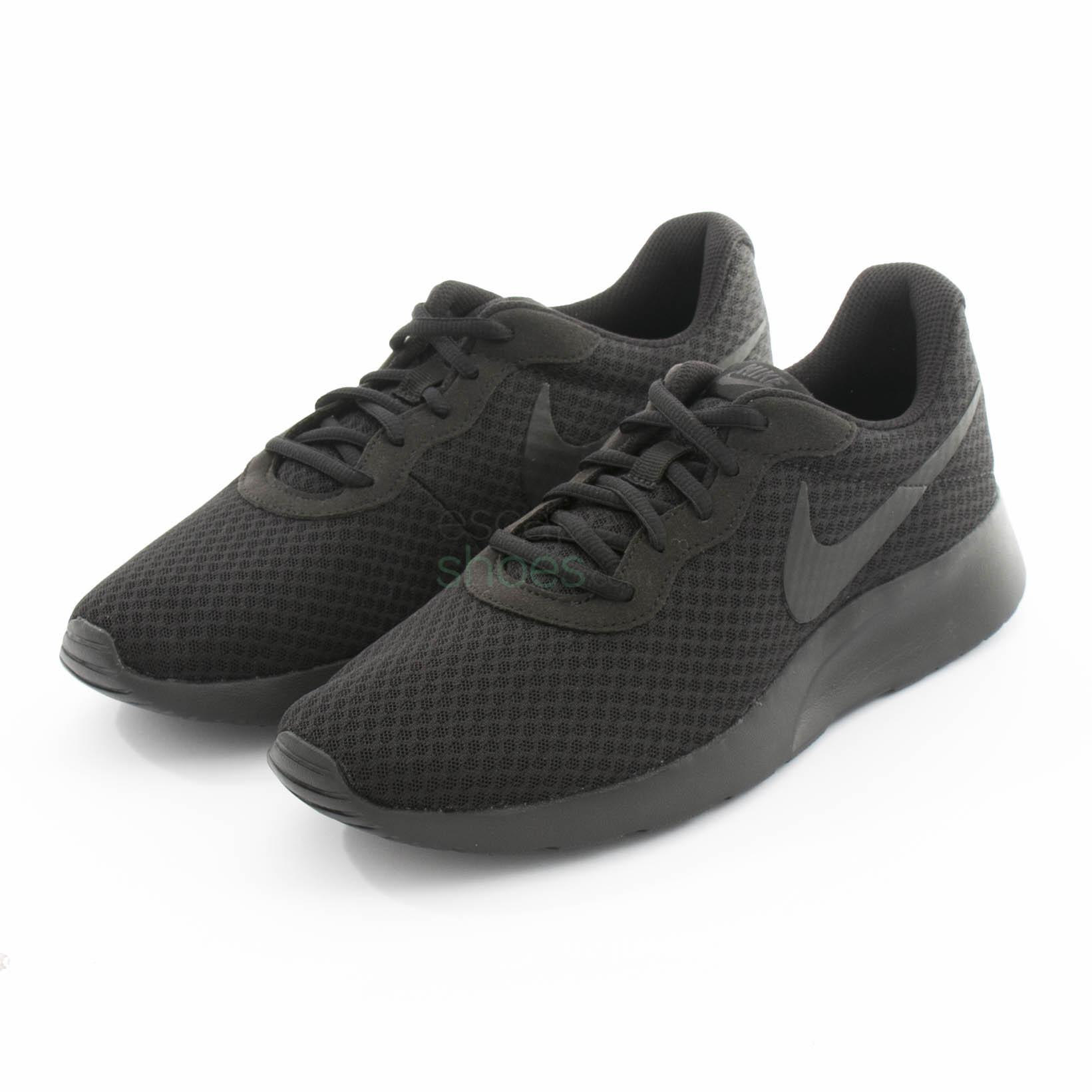 03ba914cee Buy your Sneakers NIKE Tanjun Black Anthracite 812654 001 here ...