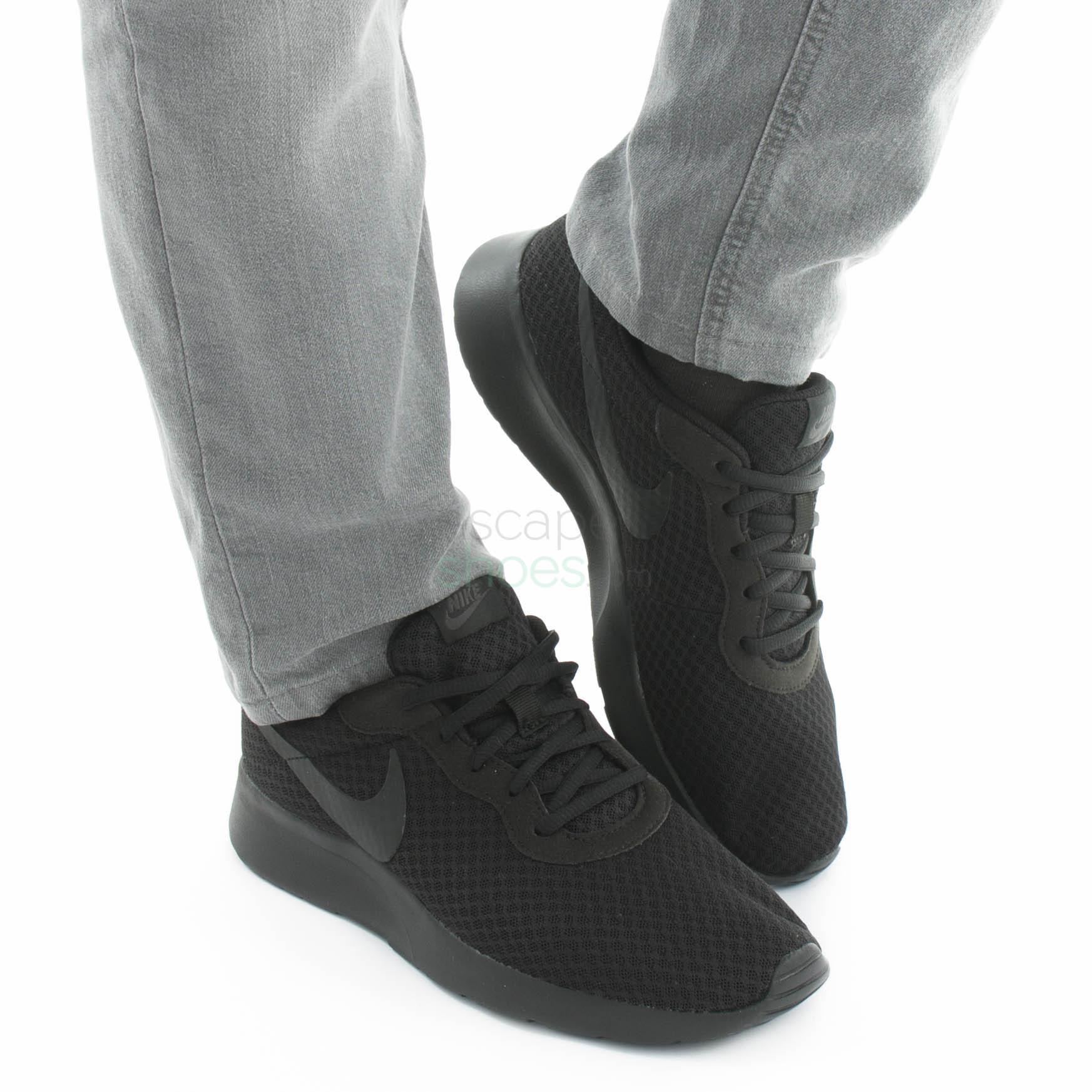 Sneakers NIKE Tanjun Black Anthracite 812654 001