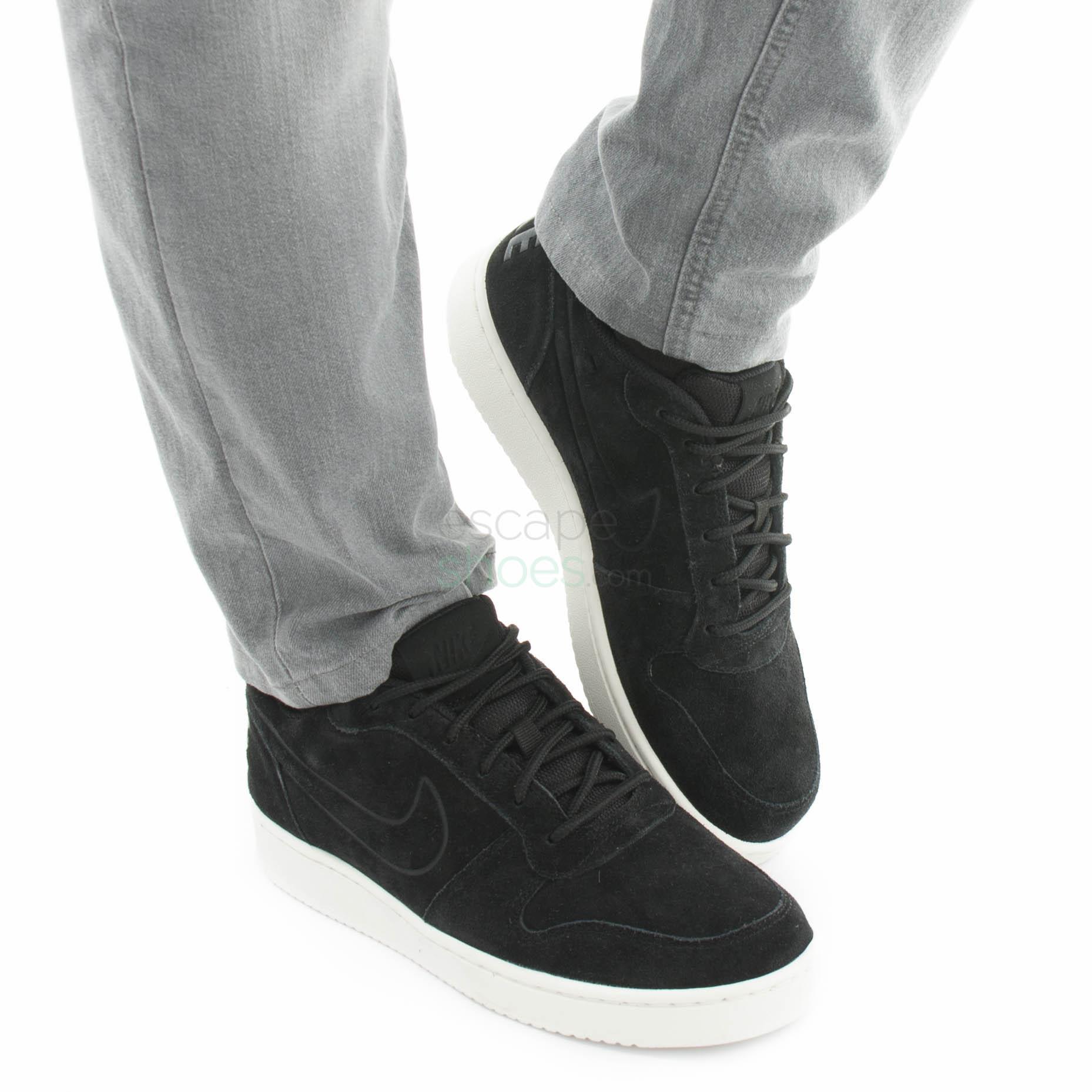 venta caliente última selección de 2019 valor fabuloso Sneakers NIKE Court Borough Low Prem Black 844881 007