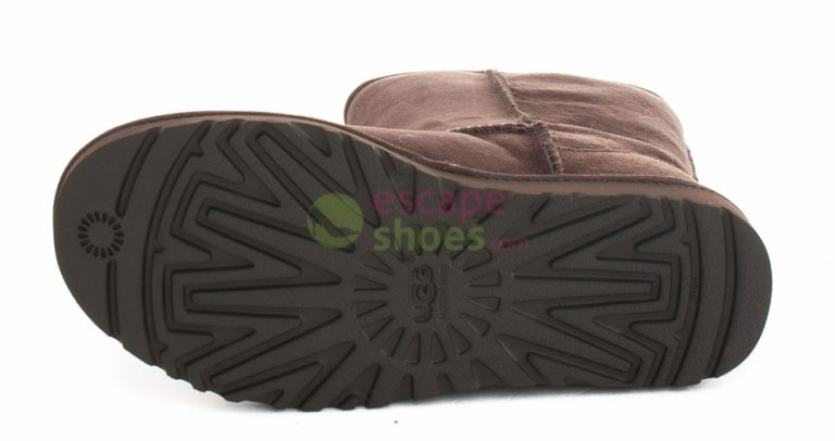 Botas UGG Classic Short Chocolate 5825