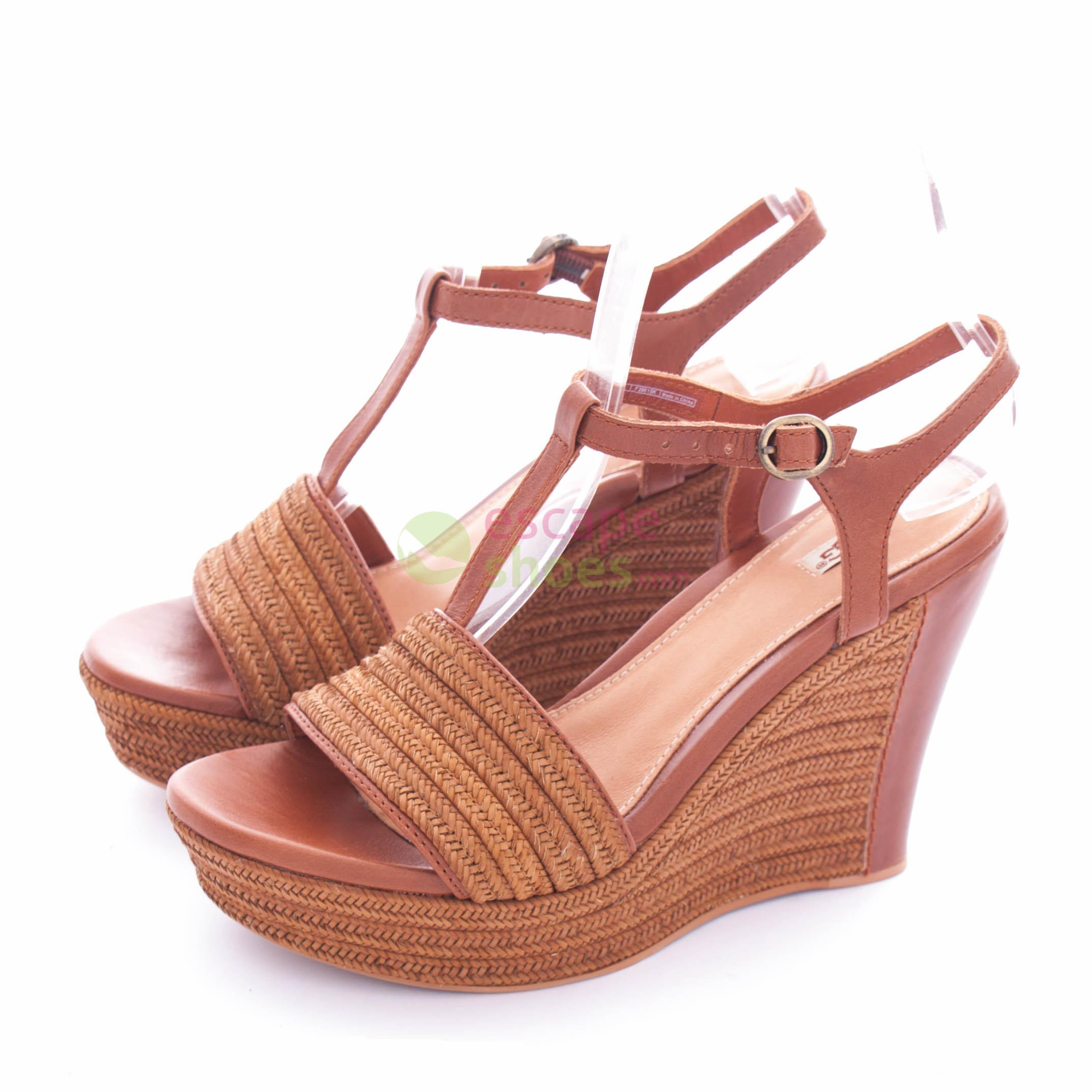 d87b092cf58 Buy your Sandals UGG AUSTRALIA Fitchie 1010217 Rust here | Online ...
