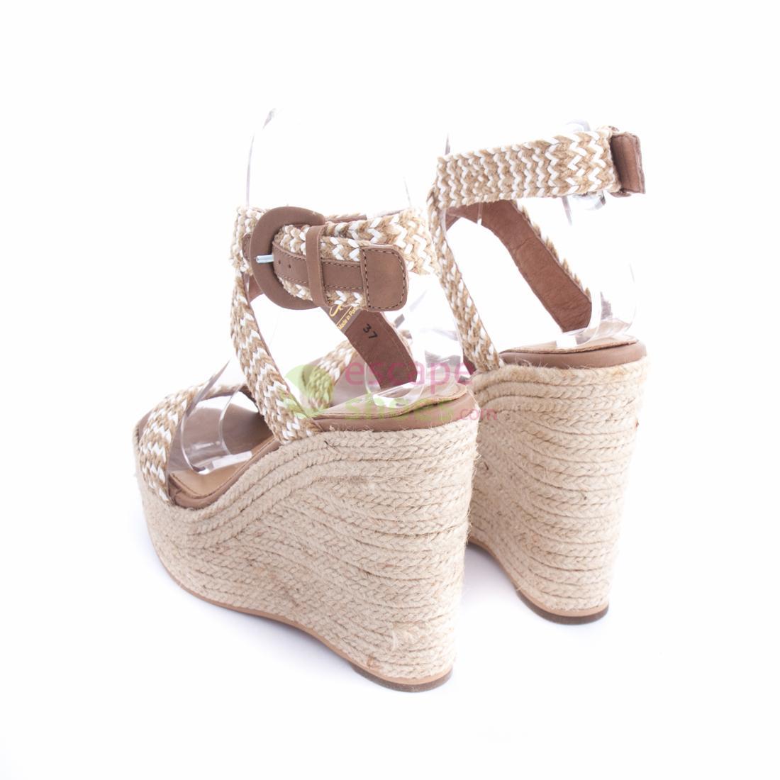 Sandals CUBANAS Lura160 Almond
