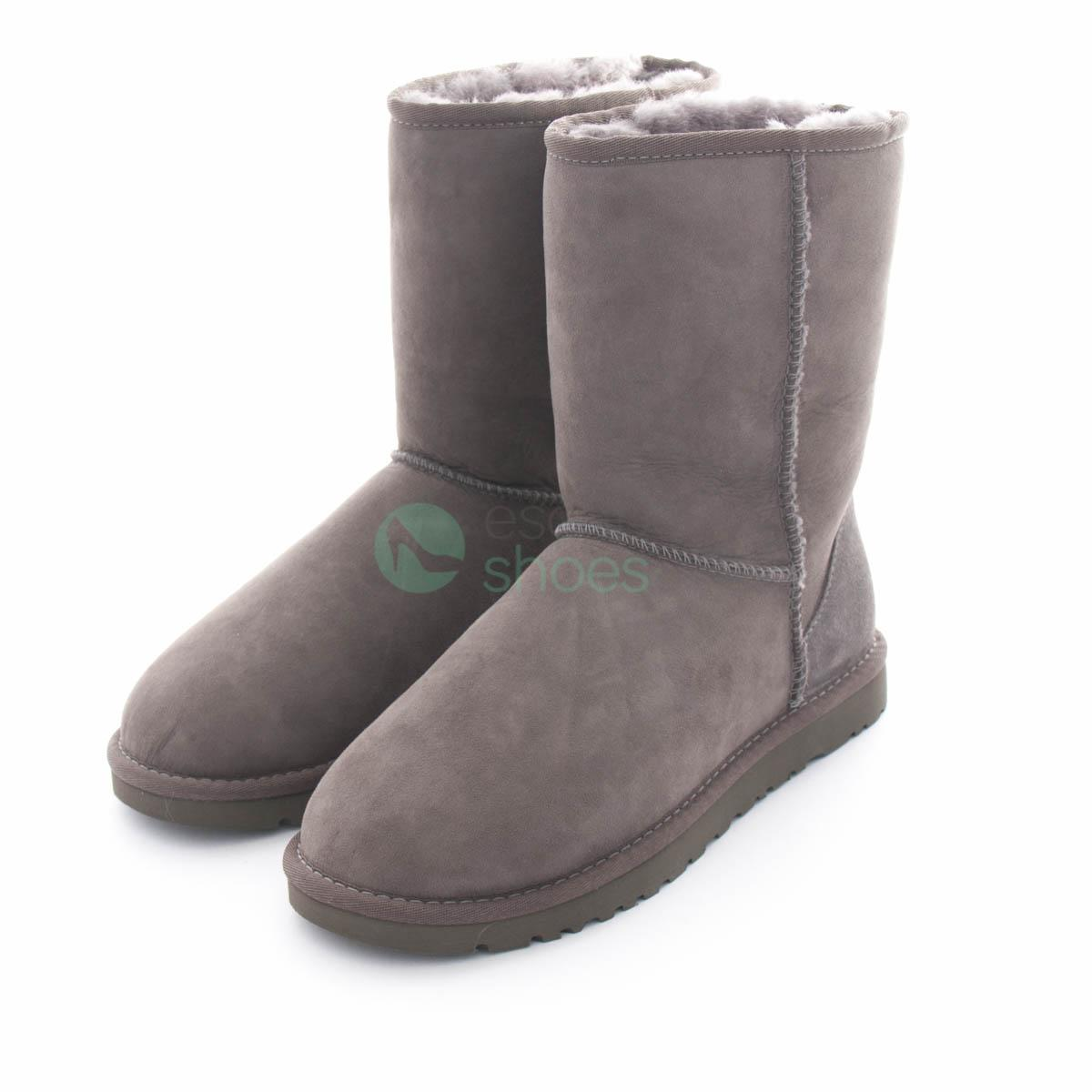 6bb127156f9 Boots UGG Classic Short Grey 5825