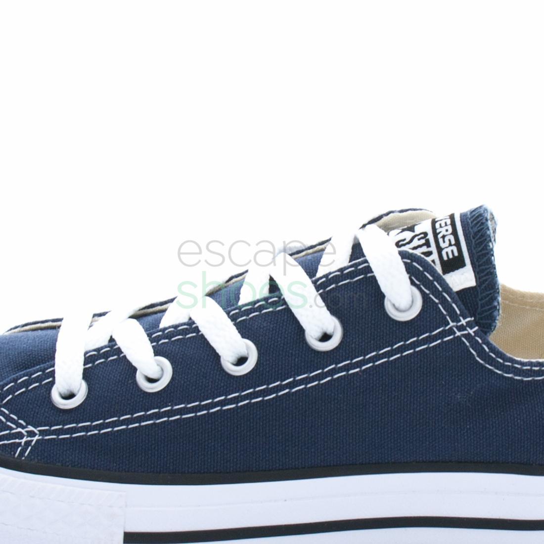 Converse Chucks Kinder 3J237C AS OX Blau Navy