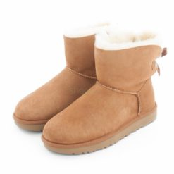 Boots UGG Australia Mini Bailey Bow II Chestnut 1016501