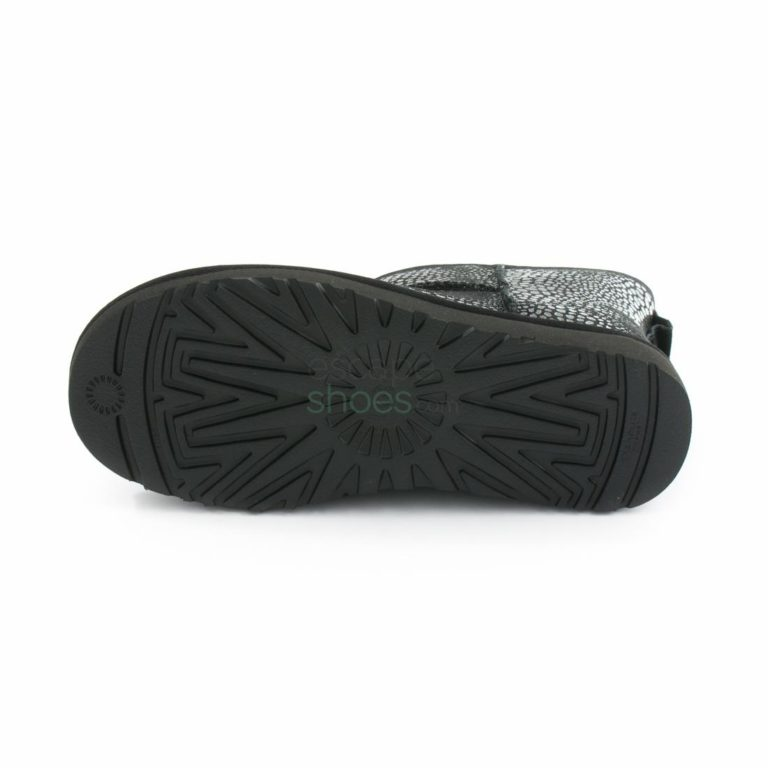 Botas UGG Australia Classic Mini Glitzy Black 1019637