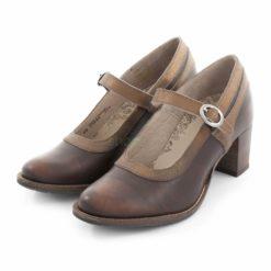 Sapatos DKODE Clock Cybelle Testa di Moro FW1712889 039