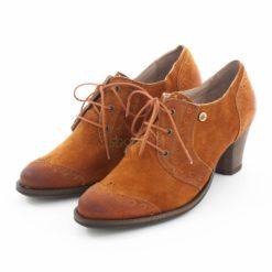 Sapatos DKODE Vintage Ventura Cognac FW1712890 016