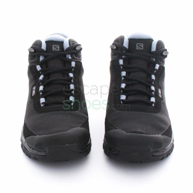 Botas SALOMON Shelter Climashield Waterproof Black Stone Blue 376873