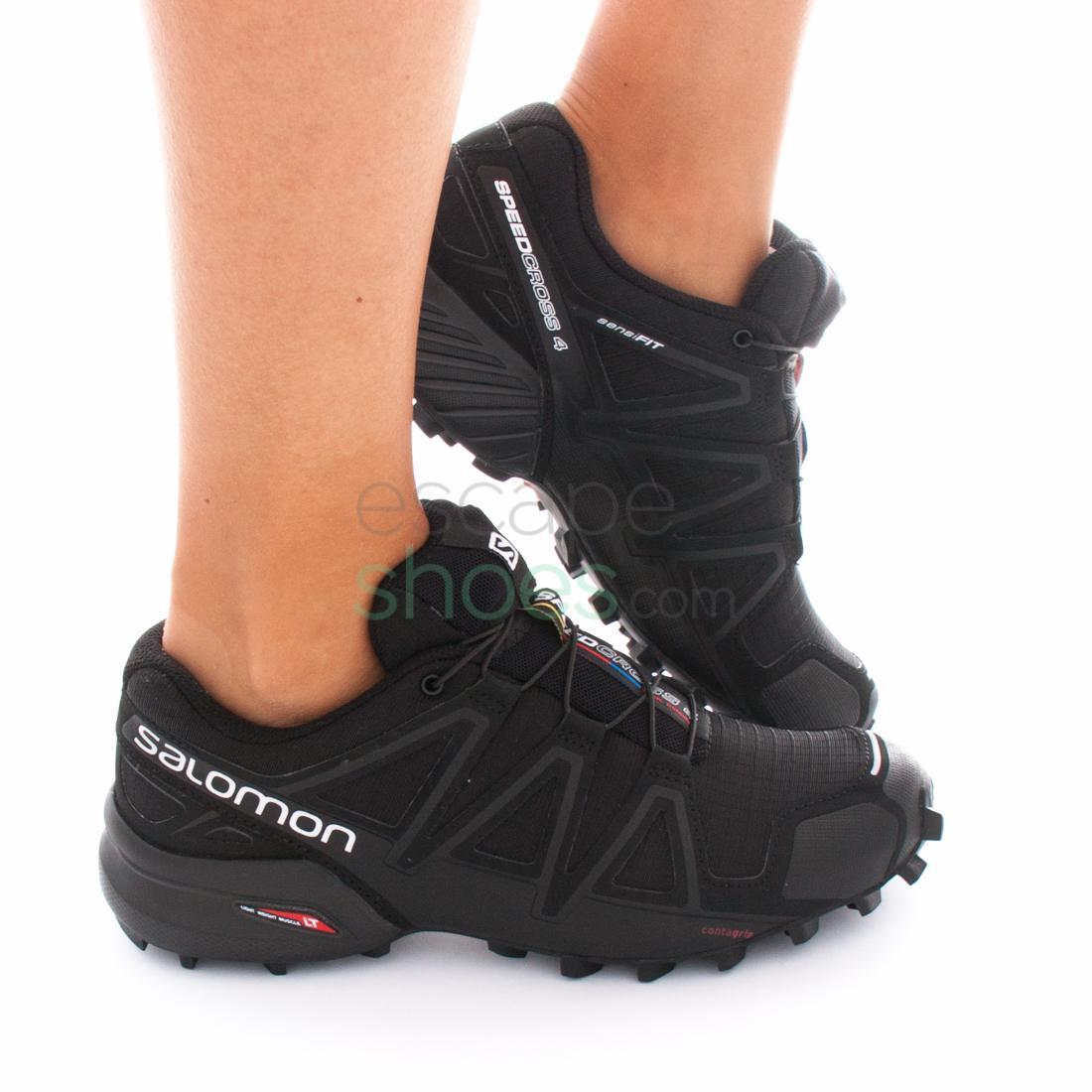 Sneakers SALOMON Speedcross 4 Black
