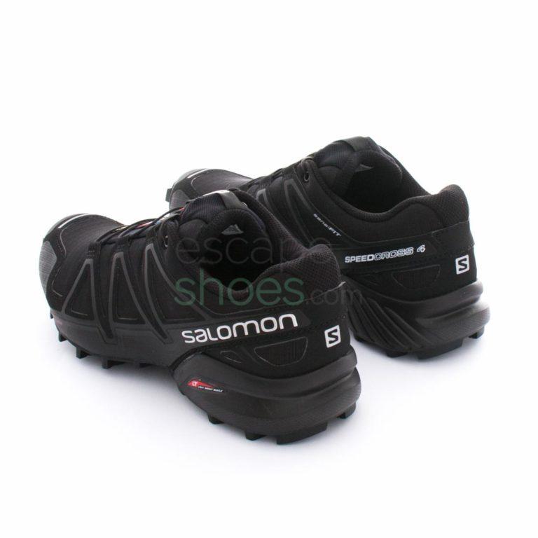 Tenis SALOMON Speedcross 4 Black Metallic 383097