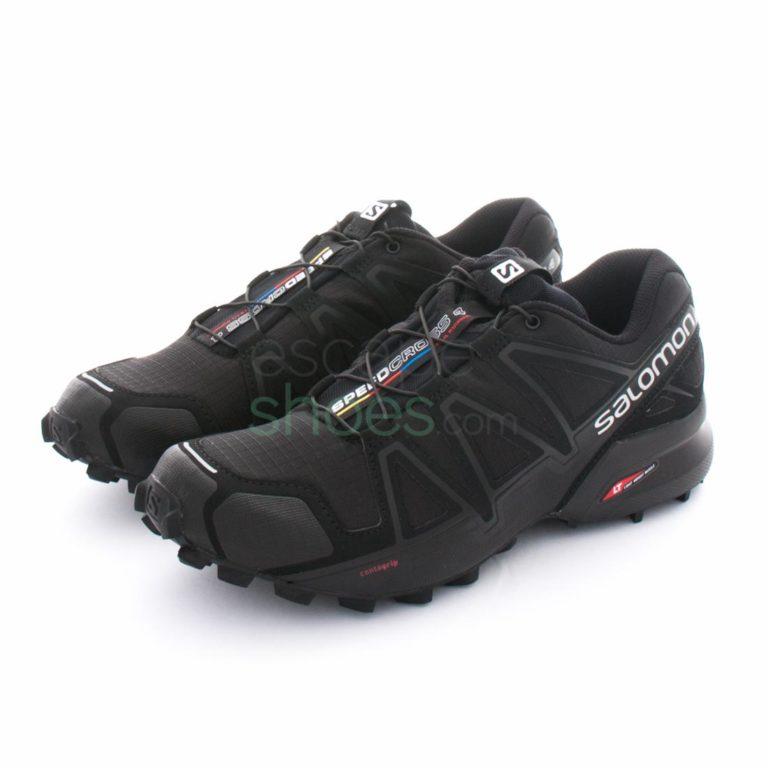 Tenis SALOMON Speedcross 4 Black Metallic 383130