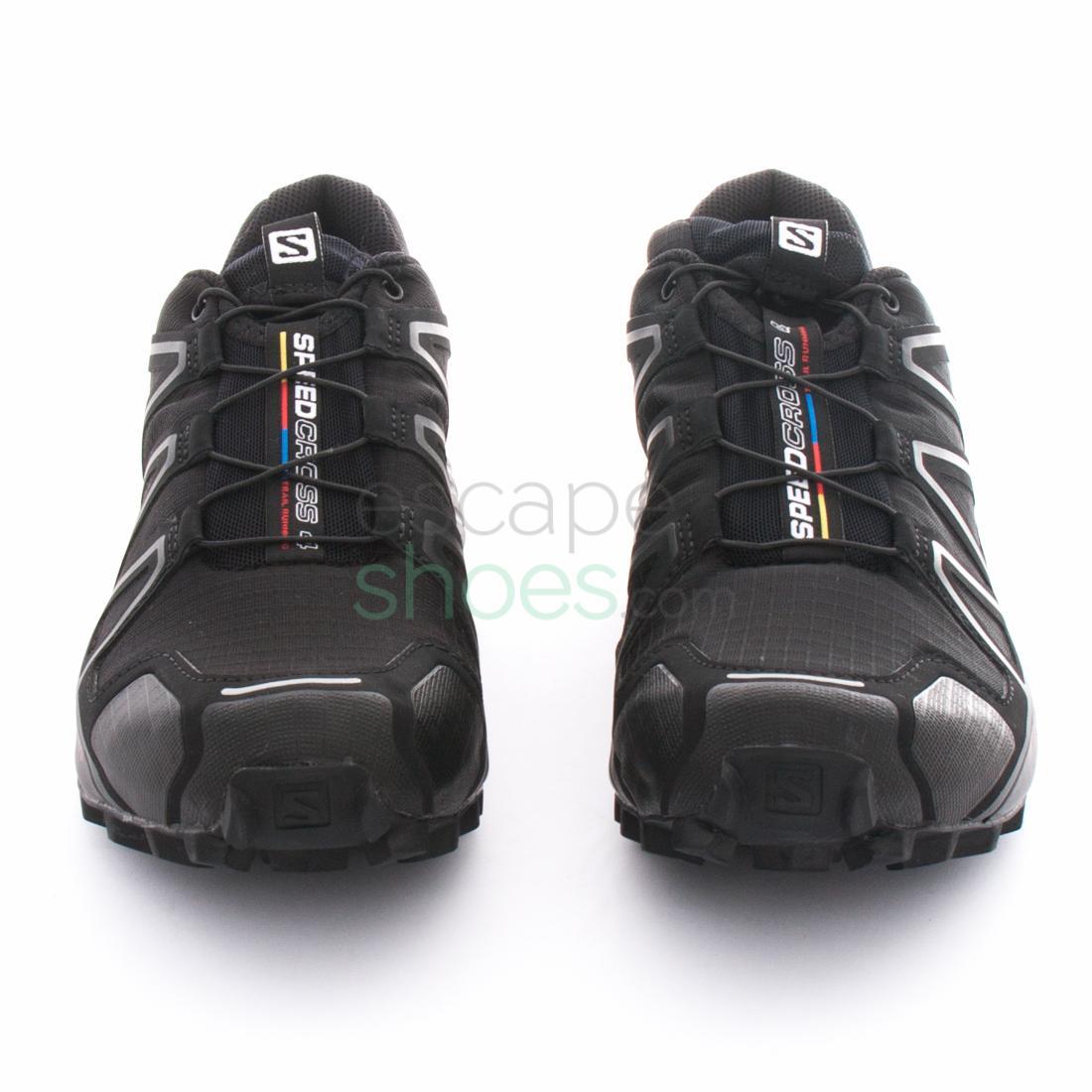 Sneakers SALOMON Speedcross 4 Black Metallic 383130