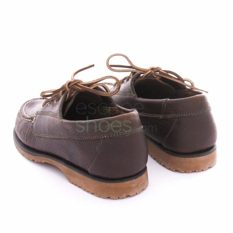 Sapatos Vela TIMBERLAND Oxford Dark Brown 6122R