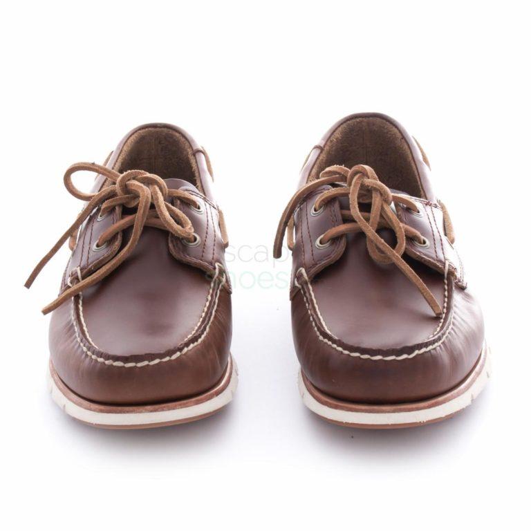 Sapatos Vela TIMBERLAND A1BHL Tidelands 2 Eye Sahara