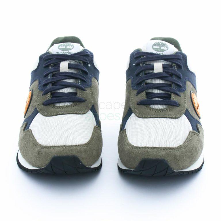 Tenis TIMBERLAND Retro Runner Oxford Deep Lichen Green A1GKM