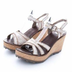 Sandalias FLY LONDON Glam Gort645 Pearl P143645012