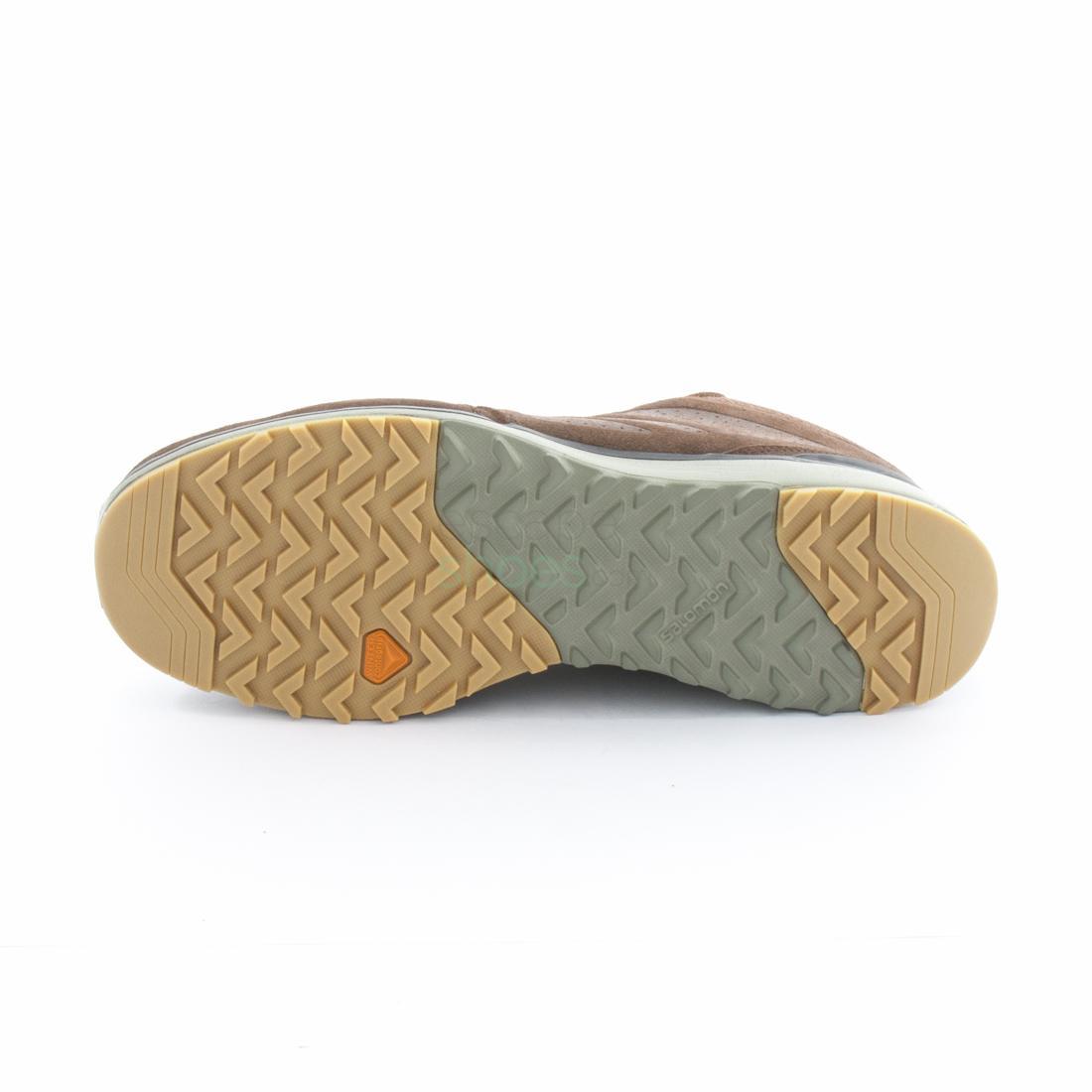 Sneakers SALOMON Utility Chukka Trophy Brown 383092