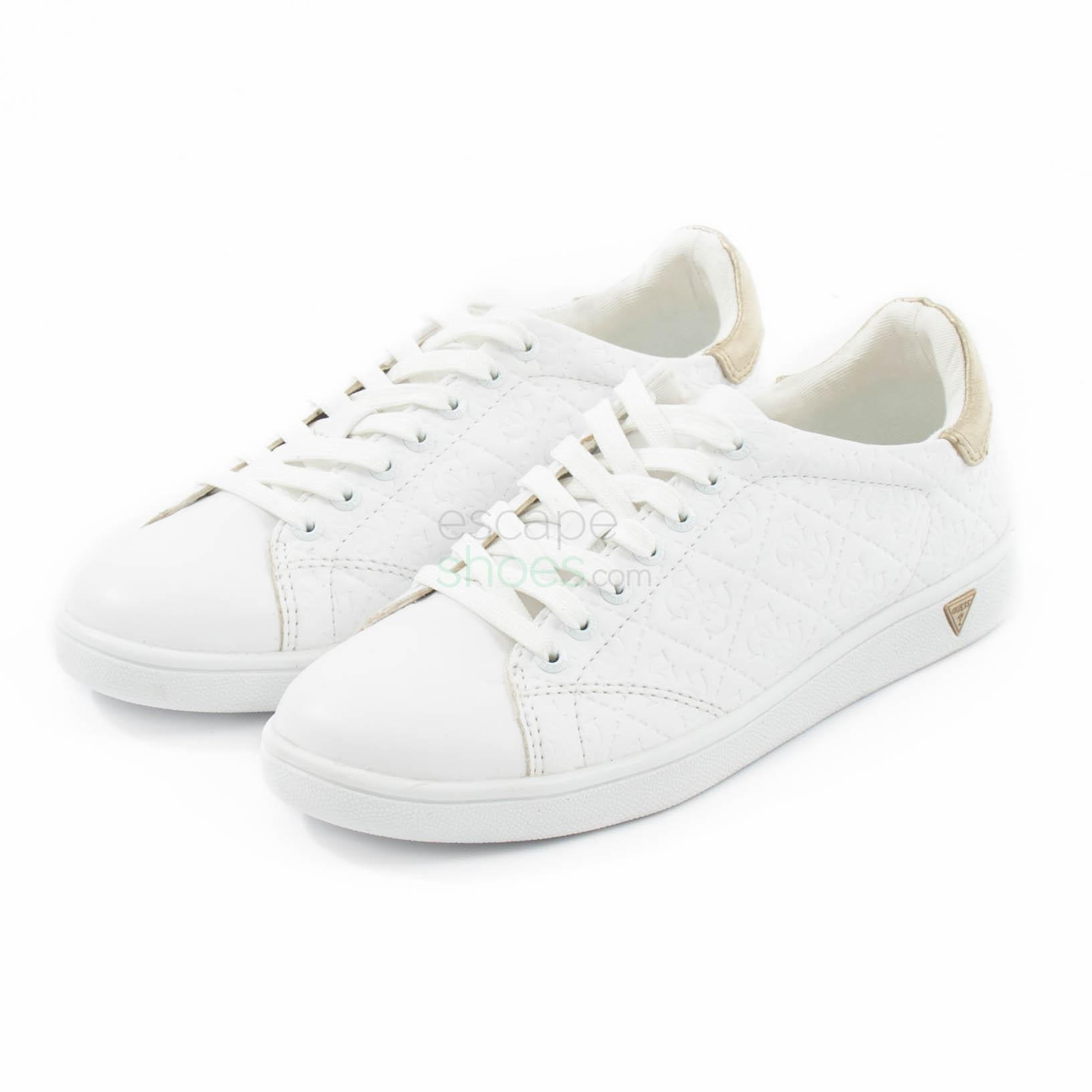 Buy your Sneakers GUESS Super White FLSPE1ELE12 here  2857b77e24c