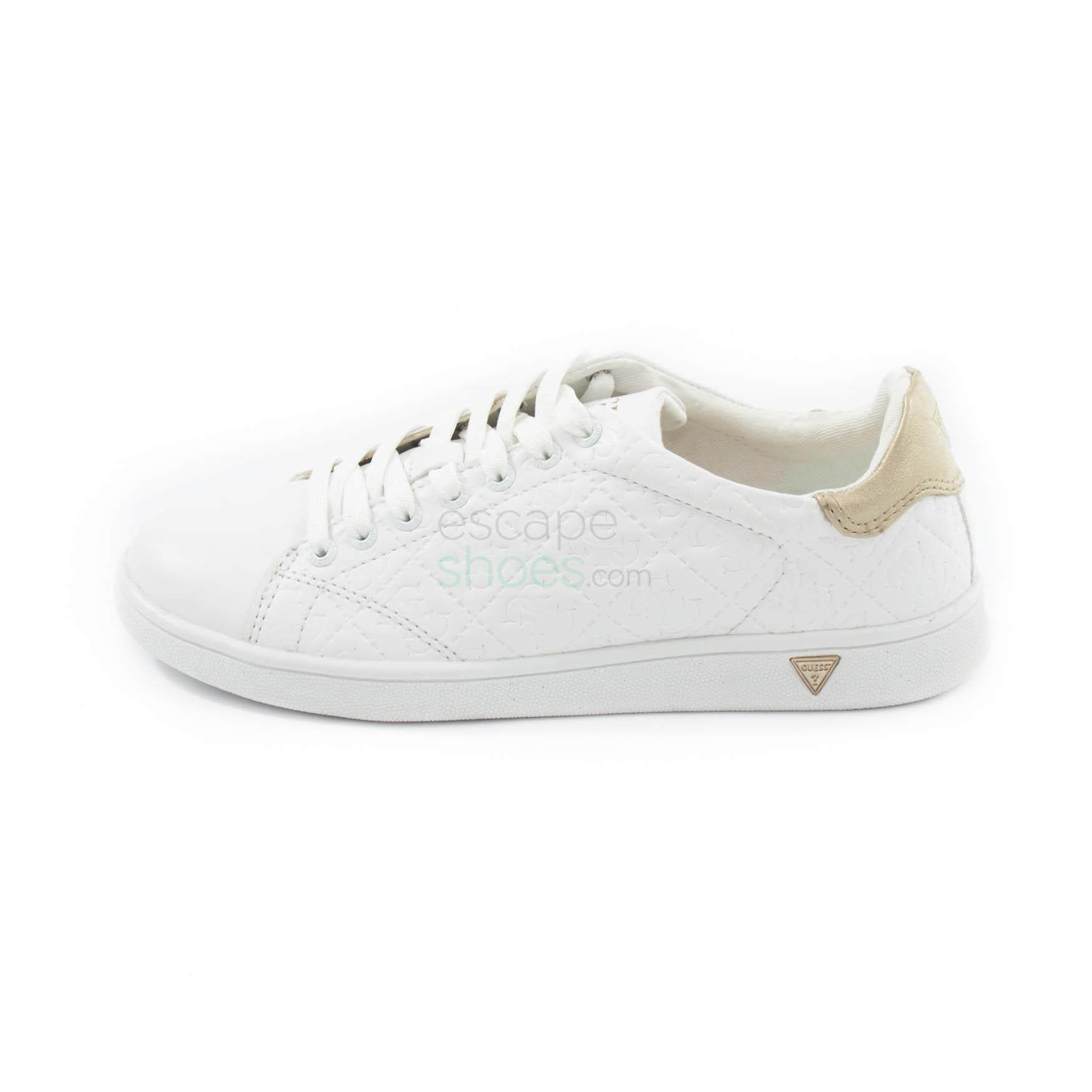 Sneakers GUESS Super White FLSPE1ELE12