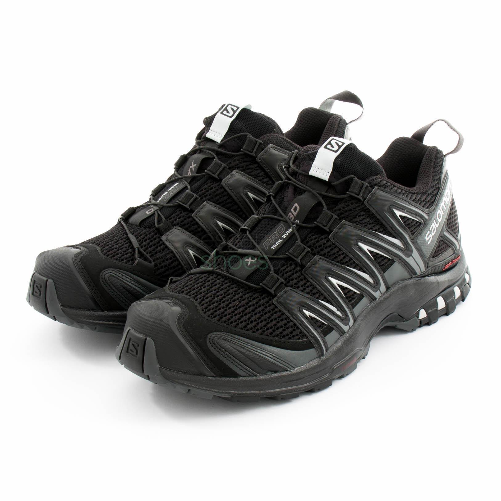 Salomon Xa Pro 3D Black 392514