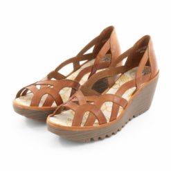 Sandalias FLY LONDON Yellow Yadi718 Tan P500718025