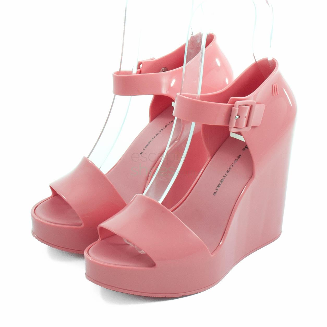 302d44ae62c Buy your Sandals MELISSA Mar Wedge Pink MW.18.042B here