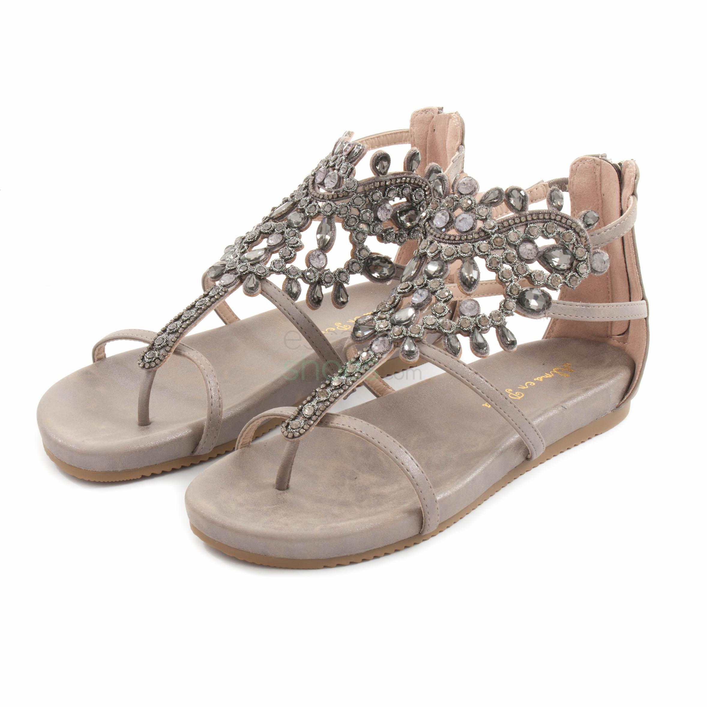 c2a370261d8 Buy your Sandals ALMA EN PENA V18450 Oporto Pewter here | Online ...