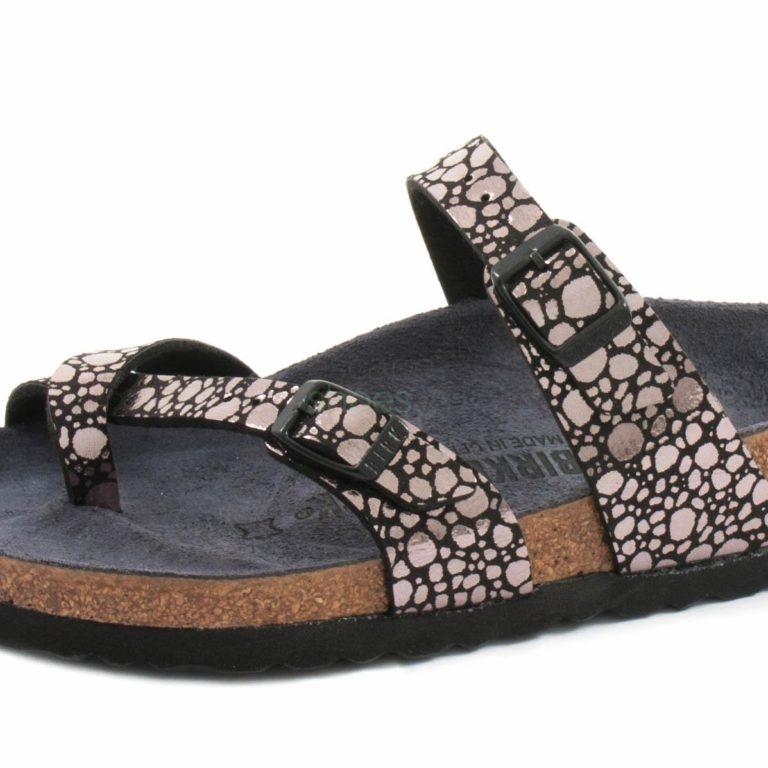 Sandalias BIRKENSTOCK 1008809 Mayari Metallic Stones Black