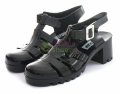 Sandalias SIXTY SEVEN 75805 Rubber Black