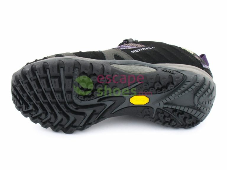 Tenis MERRELL Siren Sport Gore-Tex Black Perfect Plum J544976
