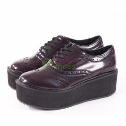 Sapatos SIXTYSEVEN Plataforma 77268 Donovan Vino