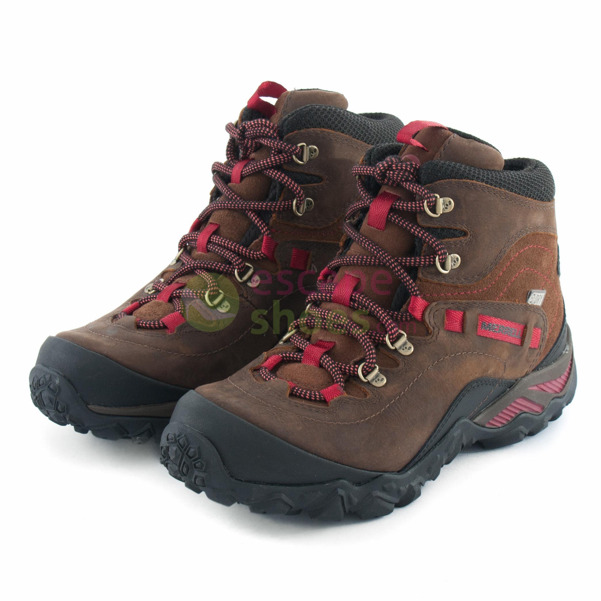 d152650cd17a26 Buy your Sneakers MERRELL Chameleon Shift Traveler Mid Cafe J32088 ...