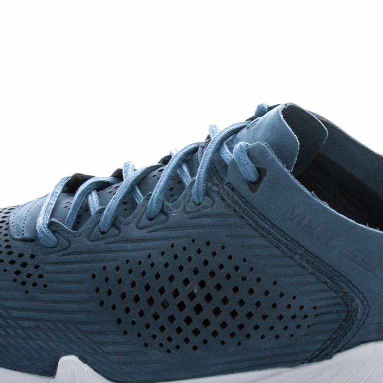 Tenis MERRELL J91455 Versent Leather Perf Poseidon Blue