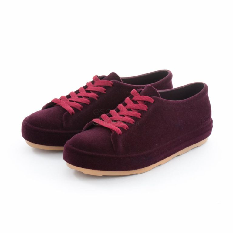 Tenis MELISSA Be Flocado Bordeaux MW.17.146