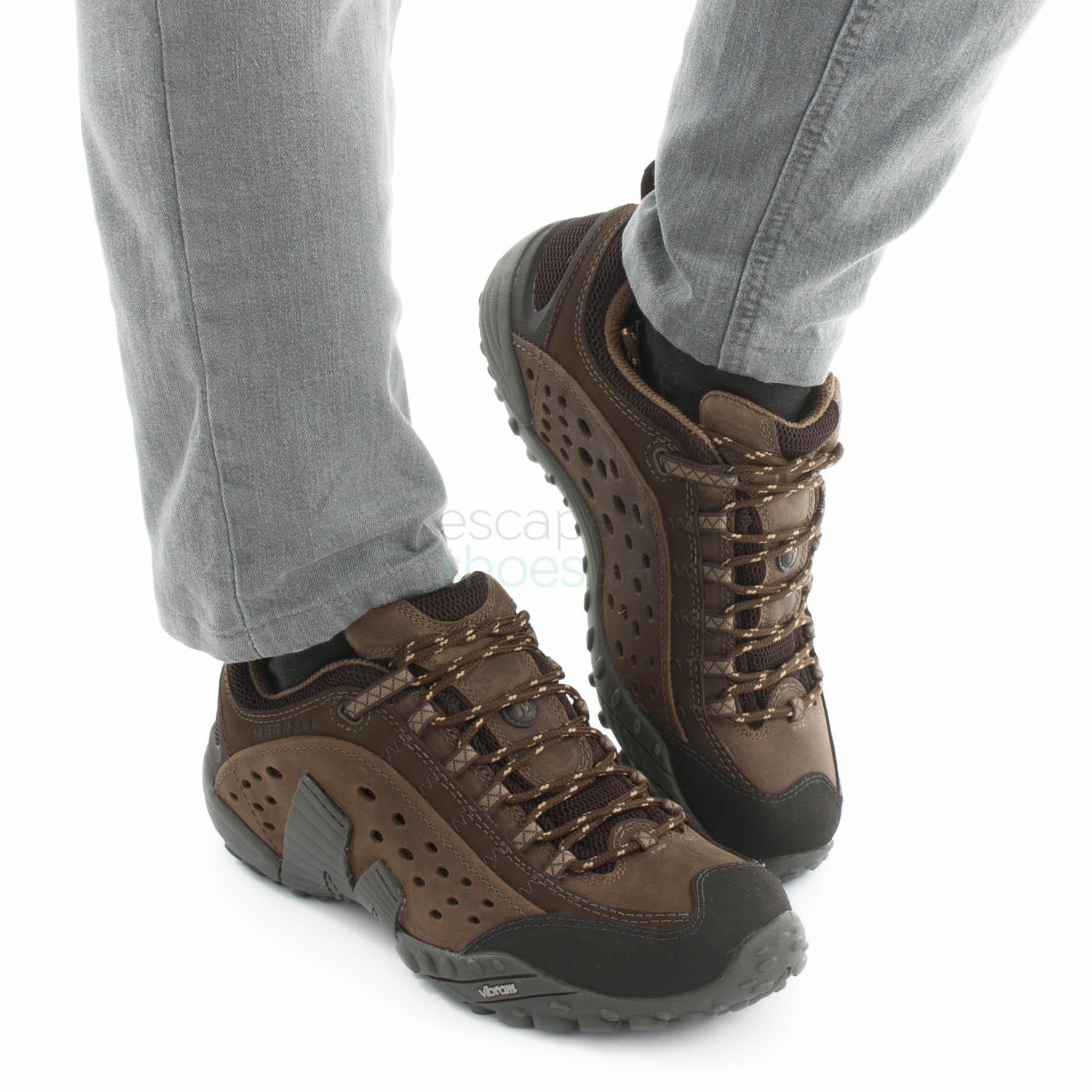 Sneakers MERRELL Intercept Dark Brown