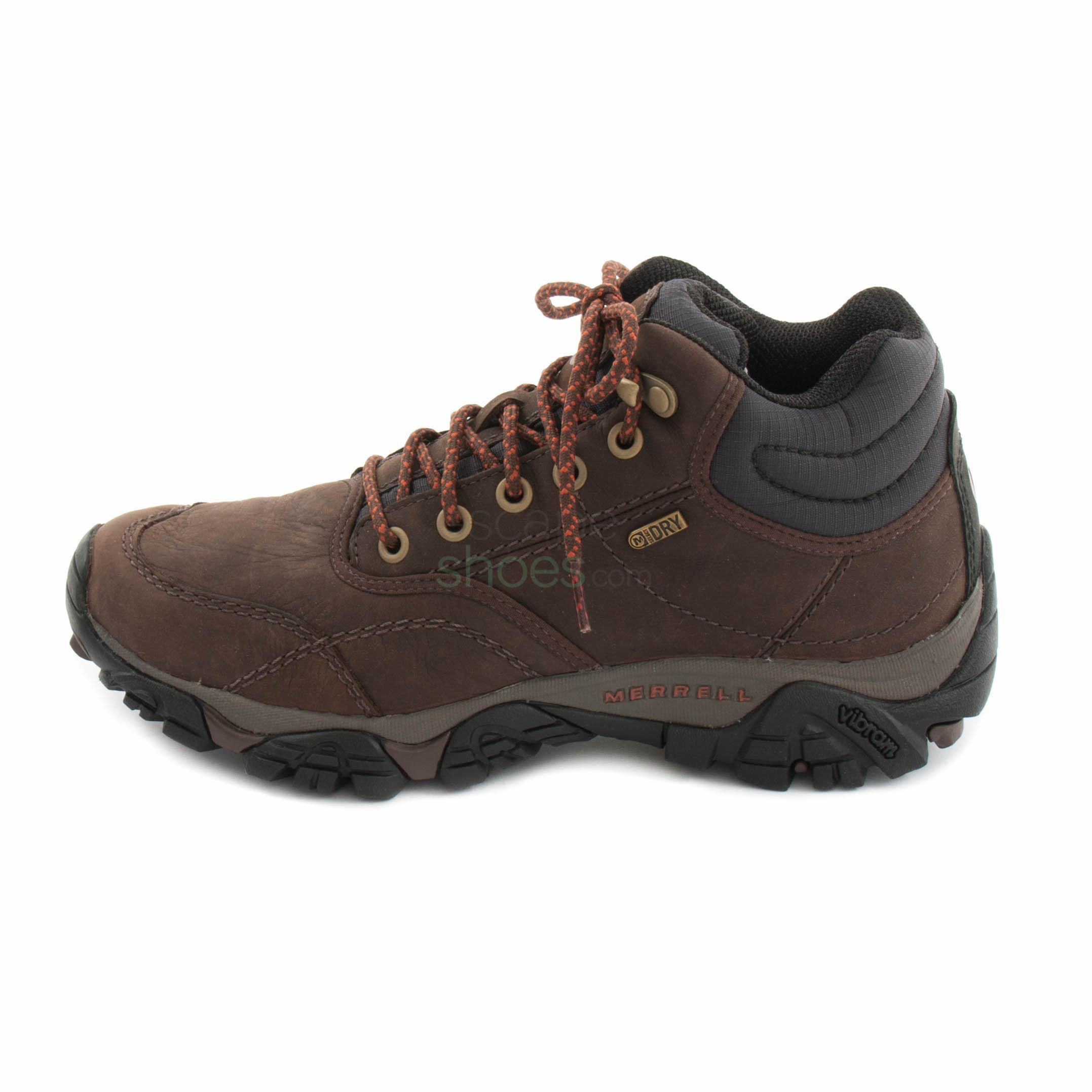 Boots MERRELL Moab Rover Mid Waterproof