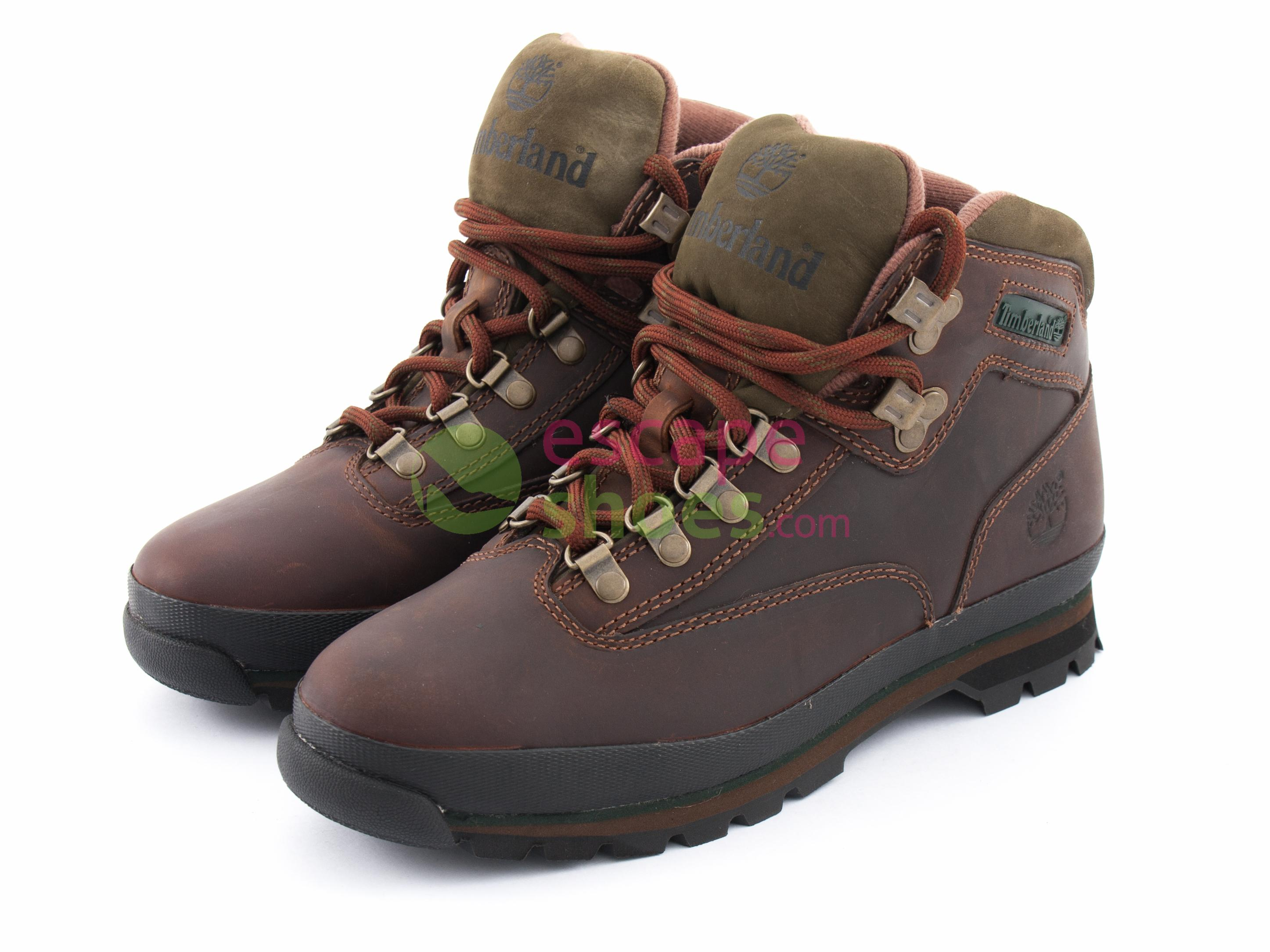 21167b55138 Montain Boots TIMBERLAND 95100 Men Heritage Euro Leather Hiker