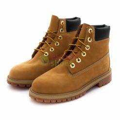 Botas Amarelas TIMBERLAND Junior 6 Inch Premium 12909