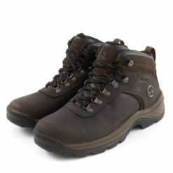 Boots TIMBERLAND 18128 Granite Trail Series Flume Mid Dark Brown
