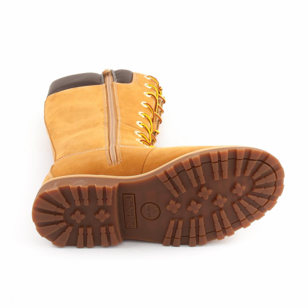 África Relajante Convertir  Boots TIMBERLAND 83980 Junior Girls Asphalt Trail Classic Lace-Up w/Side Zip